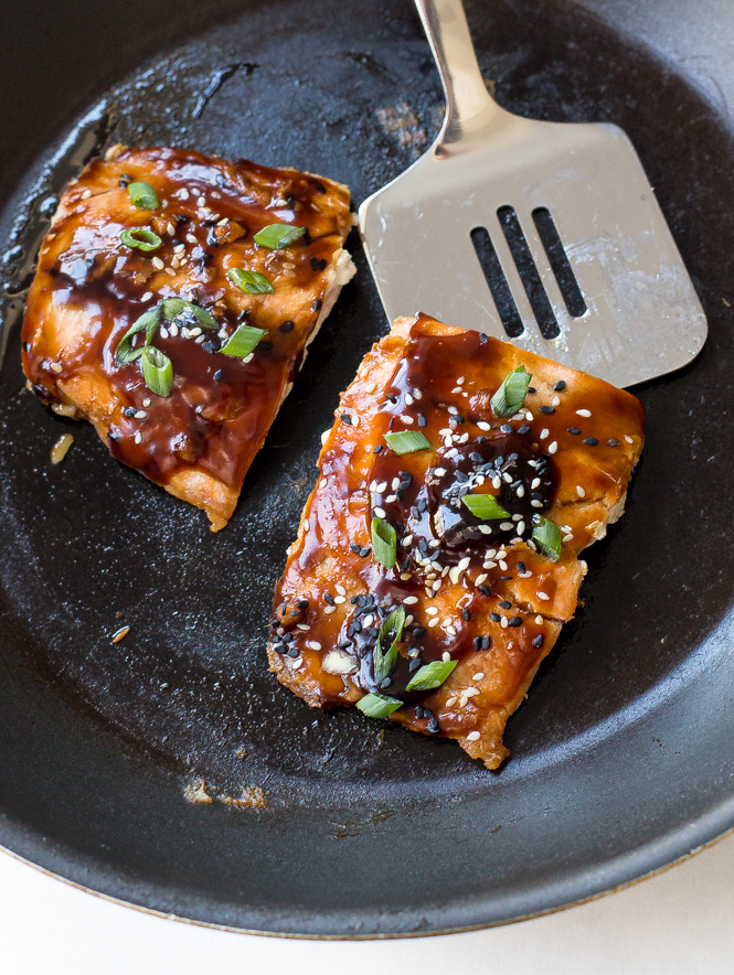 ve been eating tons of salmon lately. It is hands down my favorite ...