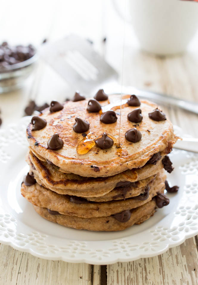 Easy Pancakes | chefsavvy.com