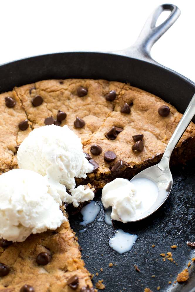 Chocolate Chip Cookie Sundae Near Me