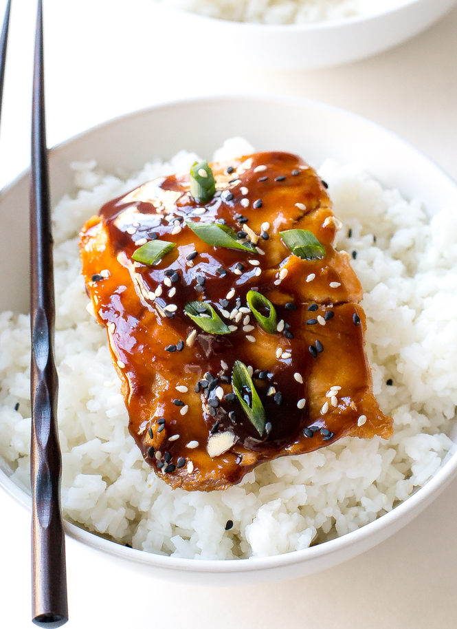 Easy Teriyaki Salmon Chef Savvy