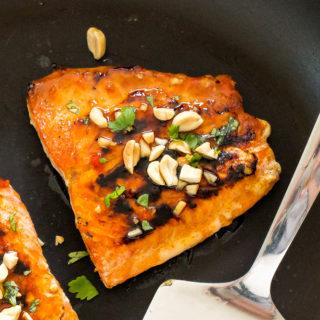 Easy Thai Salmon