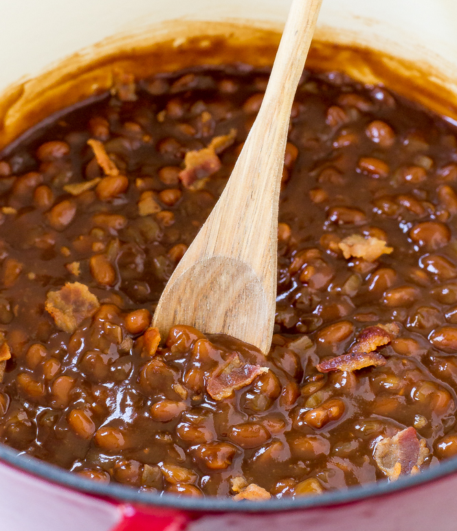 The BEST Baked Beans | chefsavvy.com