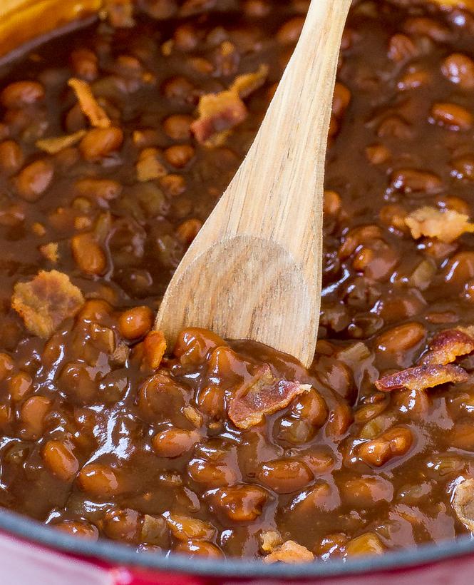 Homemade Baked Beans | chefsavvy.com