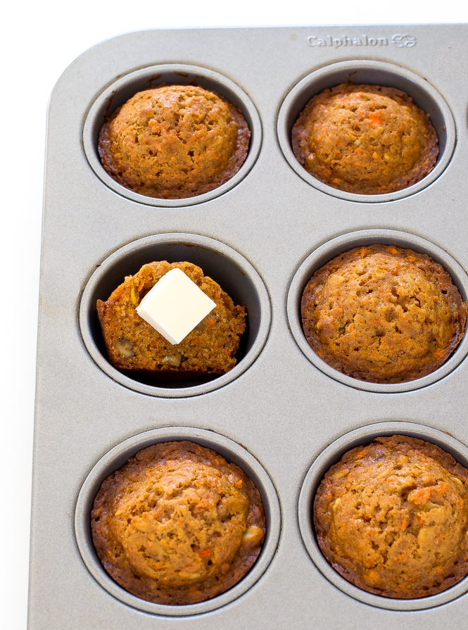 Carrot Cake With Coconut Oil