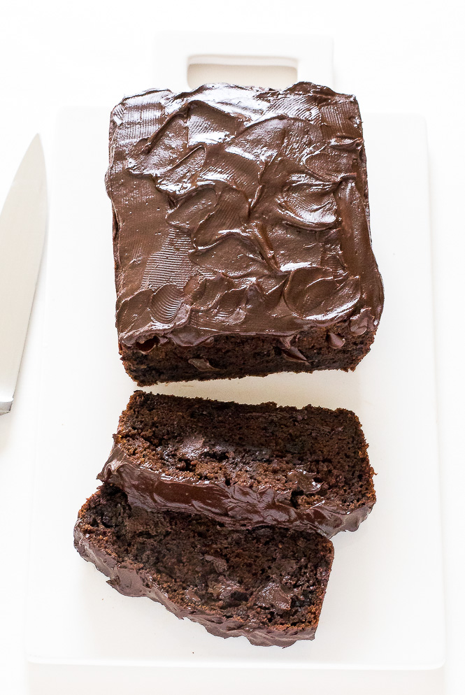 Triple Chocolate Pumpkin Bread | chefsavvy.com