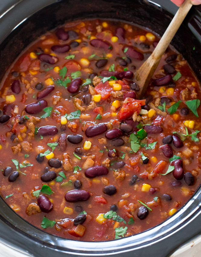 Turkey Chili | chefsavvy.com